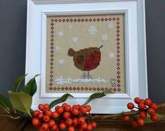 Heart of Hexham 'Christmas Robin'
