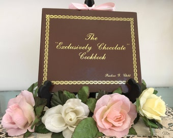 The Exclusively Chocolate Cookbook