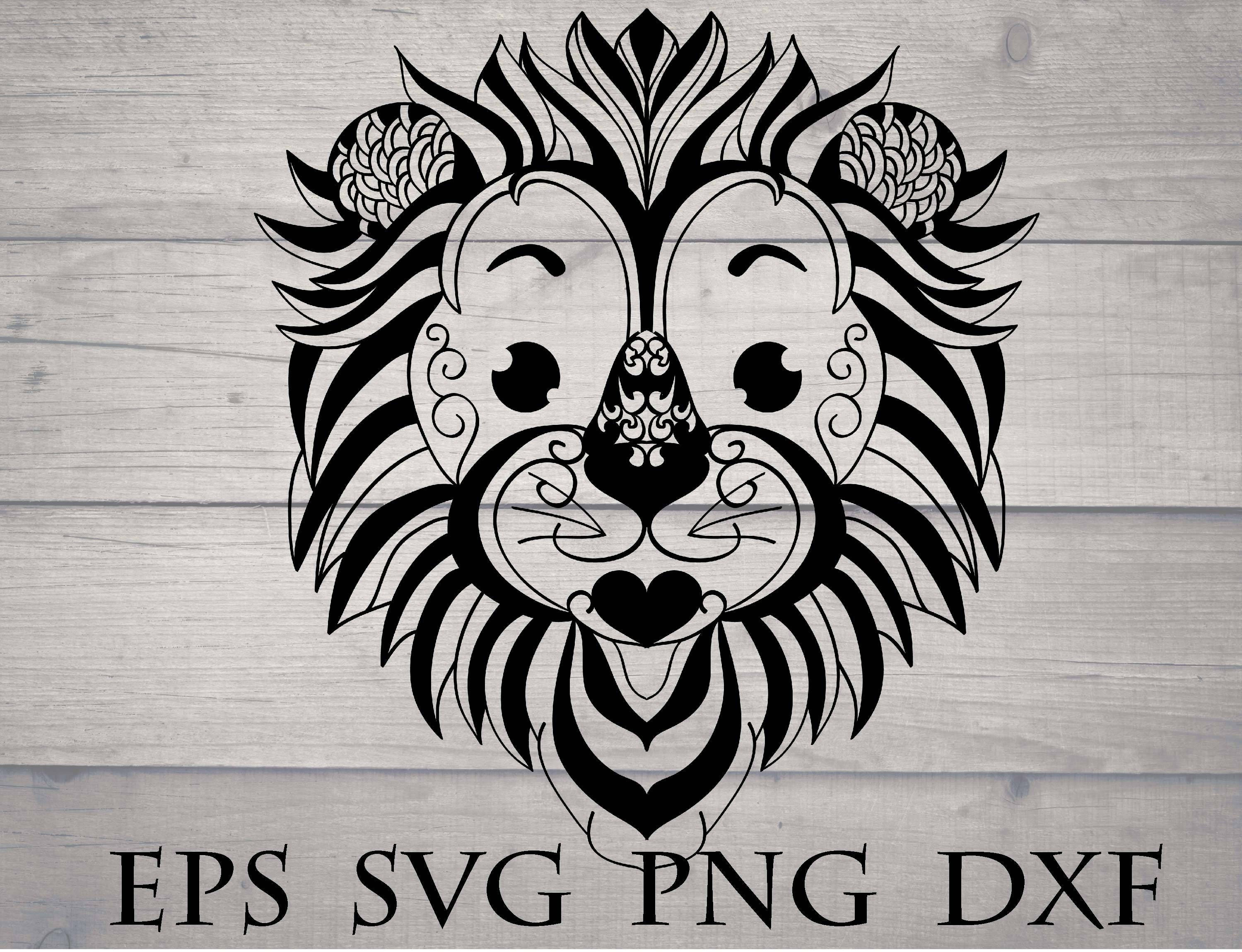 Download Baby Lion Free Svg - SALE Baby Simba Lion Cub SVG File ...