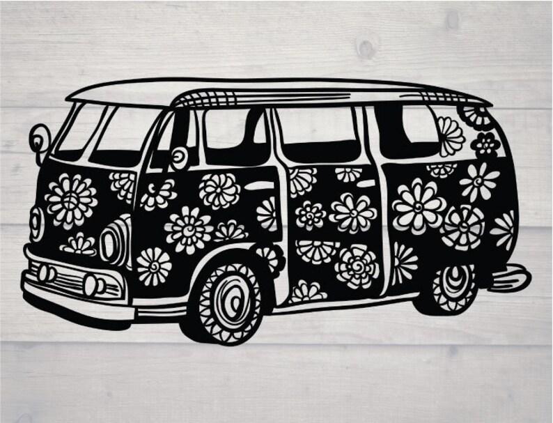 f8e95d8d74a07 hippie van svg camper car