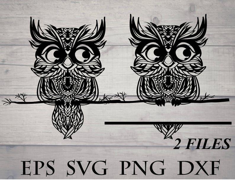 160+ Free Owl Mandala Svg File – SVG,PNG,DXF,EPS include