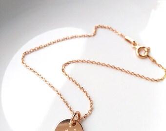 """Bracelet ~ """"star sign"""" ~ 925 silver Gold"""