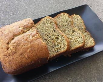 Stvn's Vegan Banana Bread