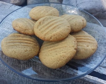 Link's Peanut Butter Cookies