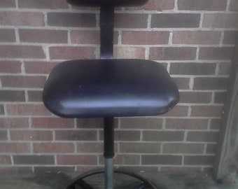 Admirable Lab Stool Etsy Andrewgaddart Wooden Chair Designs For Living Room Andrewgaddartcom