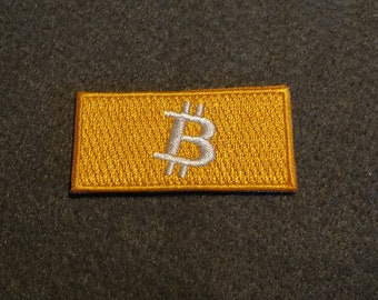 Ripple Cryptocurrency new logo Iron on sew on Embroidered Patch UK Seller