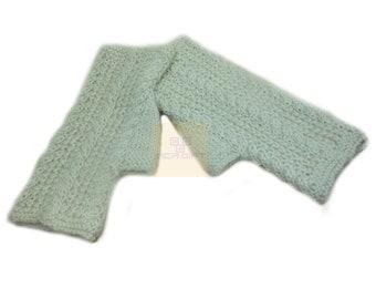 100% ALPACA - alpaca fingerless gloves handmade in Peru - Alpaca gloves for  women  Gloves fancy for texting  -Peruvian Products