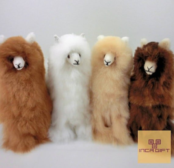 13 In 9 In Handmade Alpaca Stuffed Animal Plush Alpaca 13 9 Etsy
