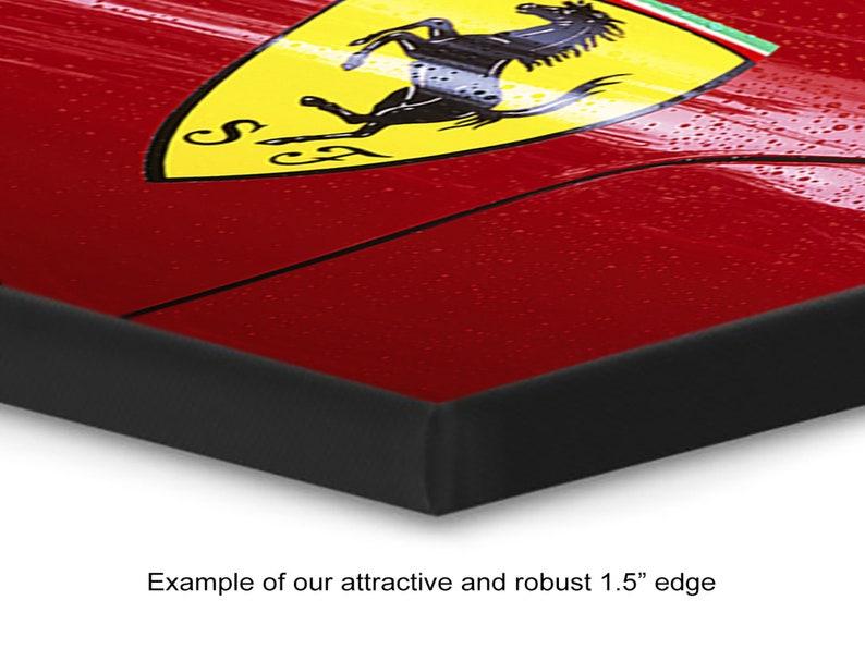 676 Ferrari LaFerrari Canvas Wall Art Print Photo Ready to Hang
