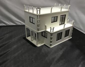 Modern Cube Kit 1/48 scale (O Gauge)
