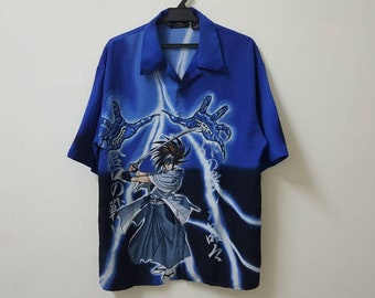 tekken 3 armor king shirt
