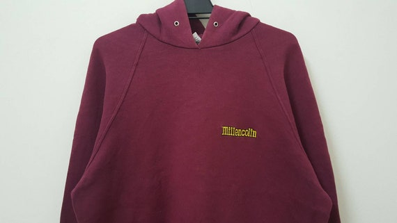 Vintage 90s MILLENCOLIN spellout embroidered punk… - image 3