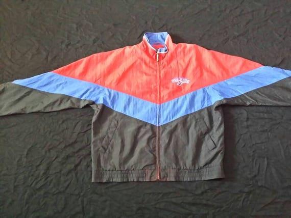 Vintage 90s Pro-Keds nylon windbreaker