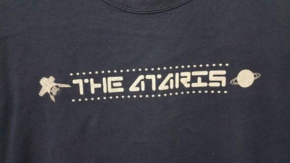 Vintage THE ATARIS band tees pop punk emo punk ro… - image 5
