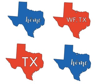 TX Decal