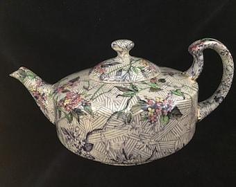 Royal Doulton Floral Chintz Teapot