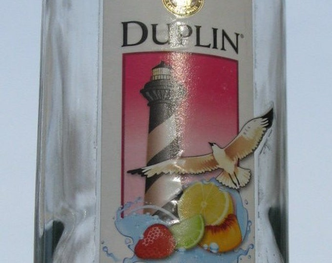 Wine bottle wind chime, Duplin Winery NC, Anchor pendant, beach lovers, gift for her or him, housewarming gift, garden decor, patio decor