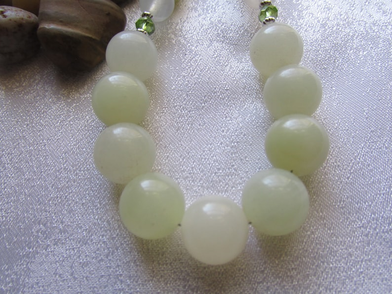 Italian Onyx Necklace and Earrings
