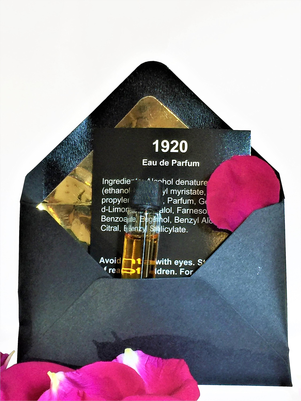 1920 Eau de Parfum  Échantillon de Parfum Naturel Mw