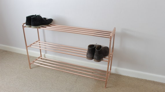 Copper Pipe Shoe Rack *Special Offer*