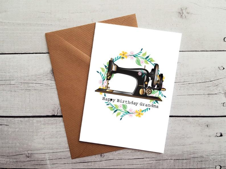 Happy Birthday Grandma Card Occasion Idea Gift Ideas WORLDWIDE SHIPPING
