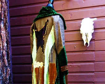 Enchanted Forest Artcoat