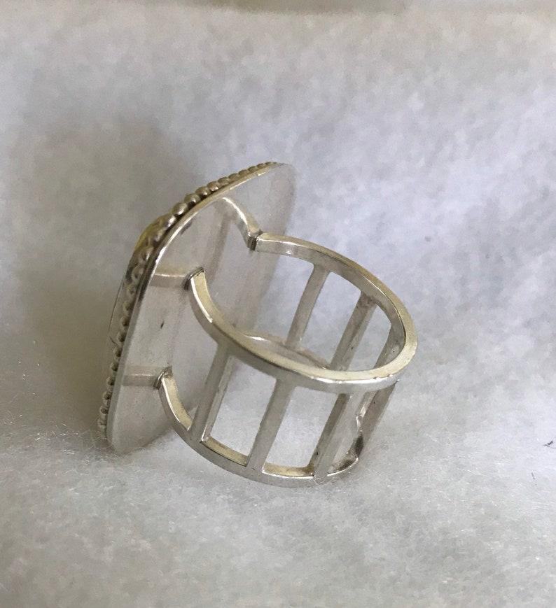 Red Creek Jasper Ring
