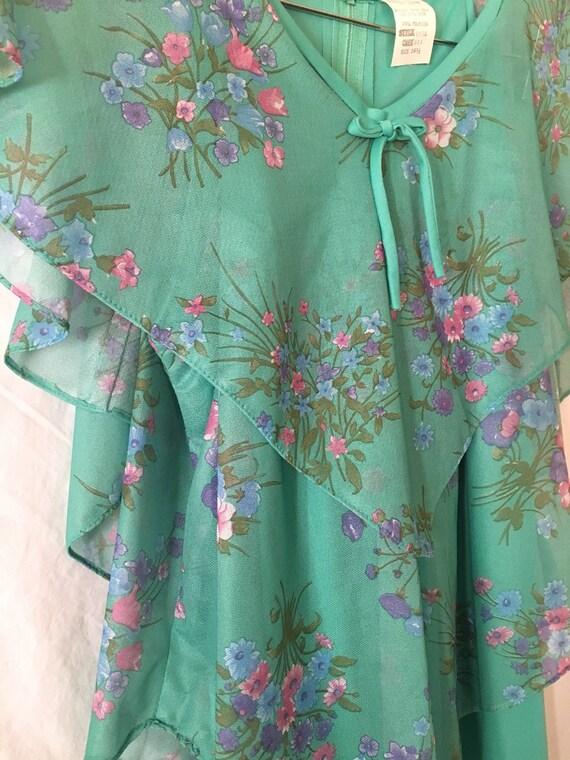 70s Formal Dress