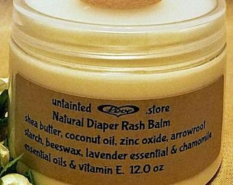 Diaper Rash Cream, Diaper Rash Ointment, Diaper Rash Salve, Diaper Rash Ointment for Babies & Seniors