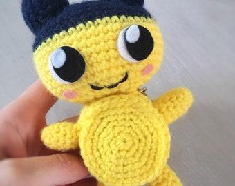 Tamagotchi Connection Crochet Case «Mametchi»