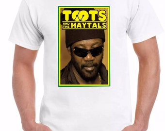 Toots and the maytals,raggae tshirt