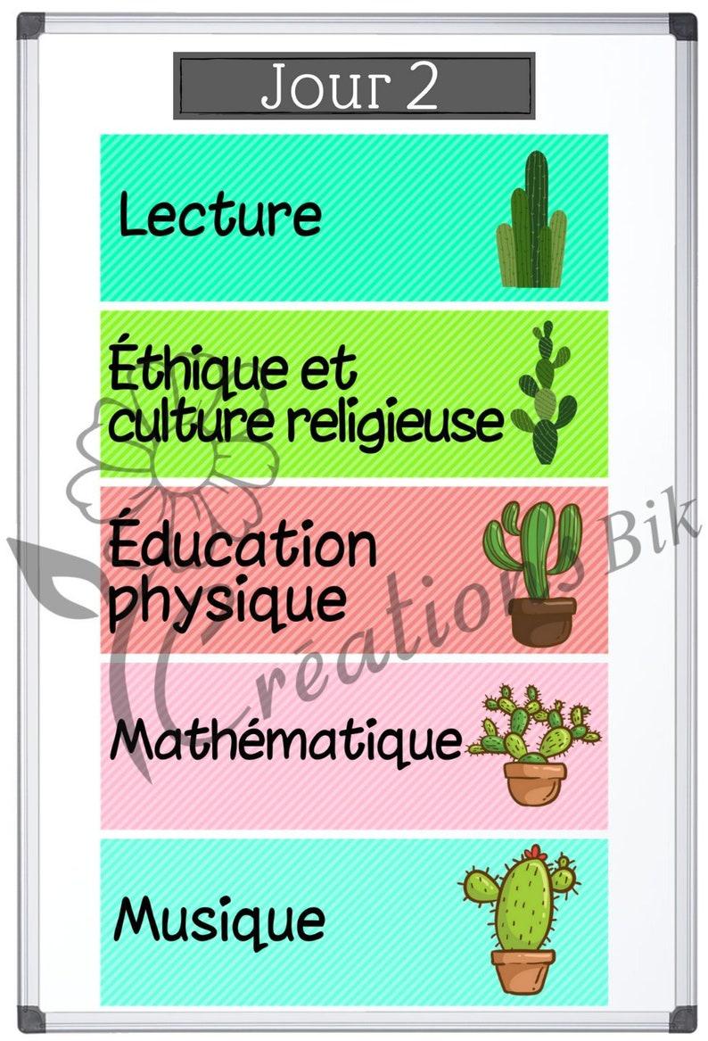 CACTUS system for classroom management teacher teacher image 0