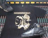 Official Brass Knuckle Bullie T-Shirt Black/Gold