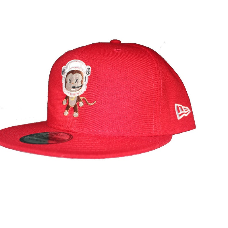 OFFICIAL SPACECHIMP SNAPBACK image 0