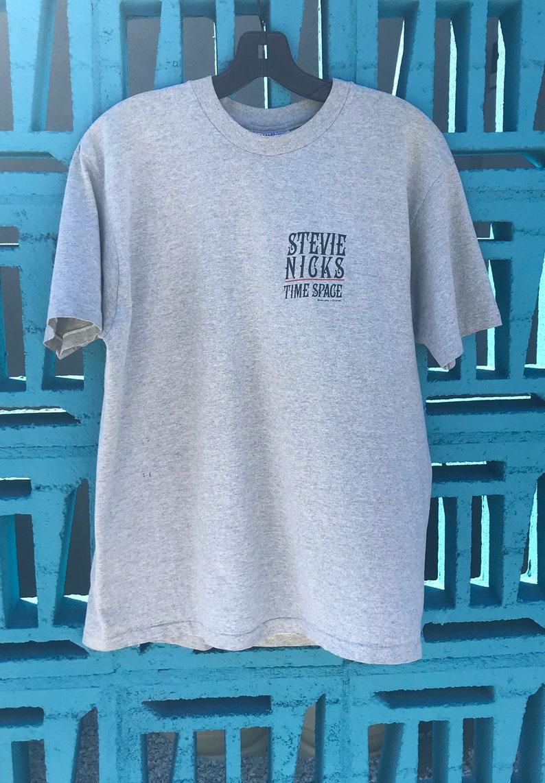 Vintage Stevie Nicks 1991 \u2018Whole Lotta Trouble\u2019 Tour Shirt size Large