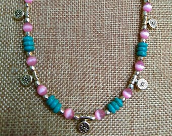 Summer Bead Necklace