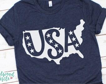 america USA svg stars americana svg DXF Iron On shirt Instant cut file silhouette cricut july 4 america freedom boy girl DISTRESSED grunge