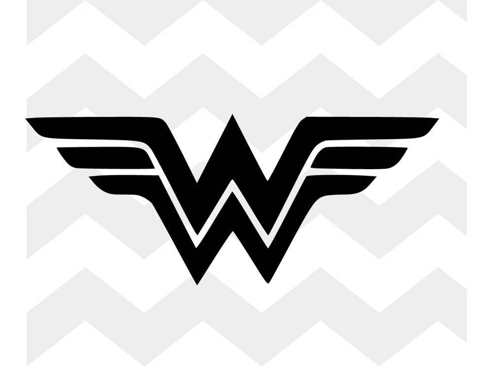 Wonder Woman Svg Wonder Woman Wonder Woman W Superhero Svg Etsy