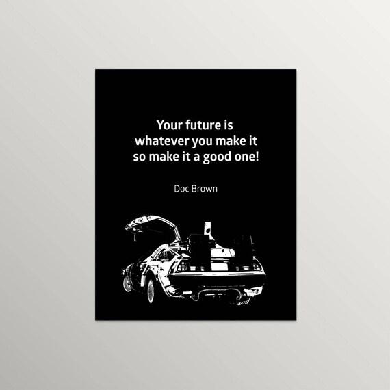 Ritorno al futuro-Doc Brown-stress doll