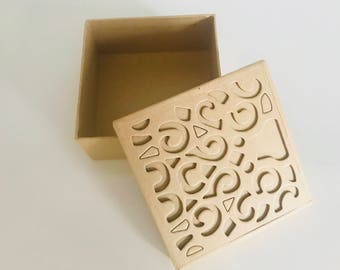 Box square to personalized