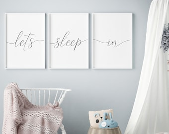 Bedroom Wall Art Etsy