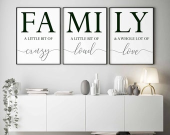 Together Is My Favourite Place Family Couple Art Print Home Decor Poster Quote