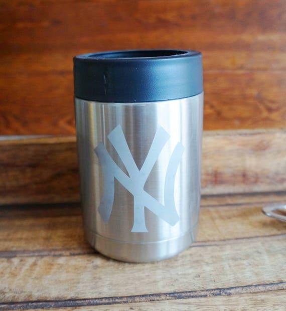 New York Yankees Yeti colster or tumbler RTIC or Ozark Trail | Etsy