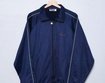 FILA- giacchino tracktop tg 50 (e156) 8156b2195a9