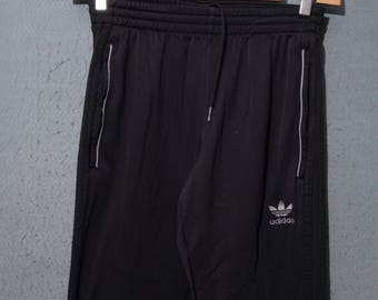 ADIDAS-trackpants pants suit TG s (a1738)