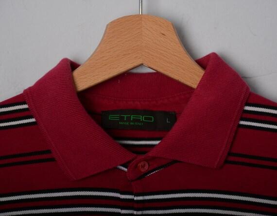 ETRO Polo Shirt t shirt TG L E180