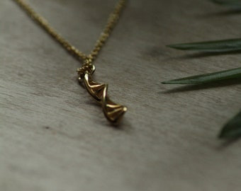 Double Helix Charity Necklace