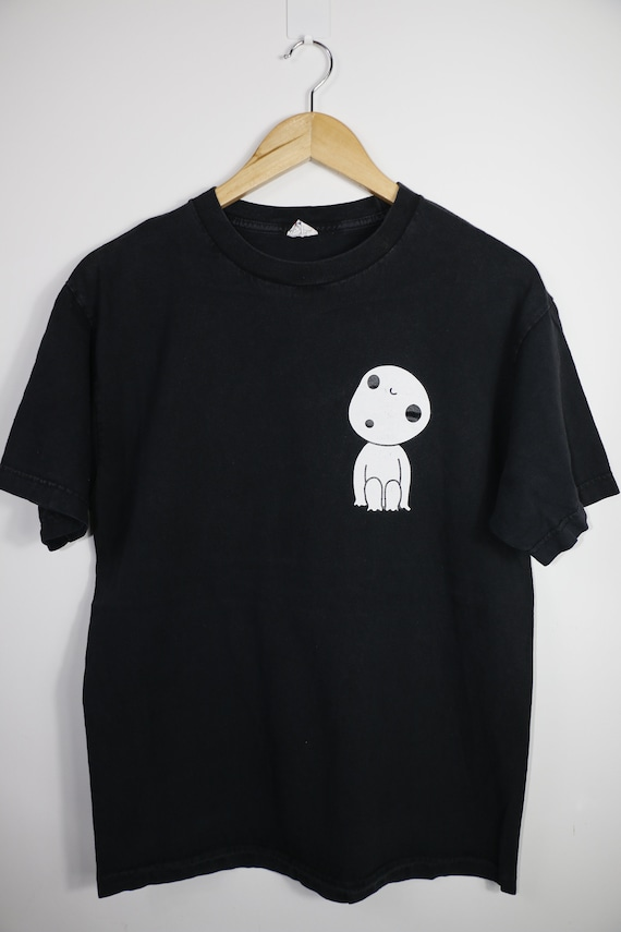 Kodamas Princess Mononoke japan anime t-shirt
