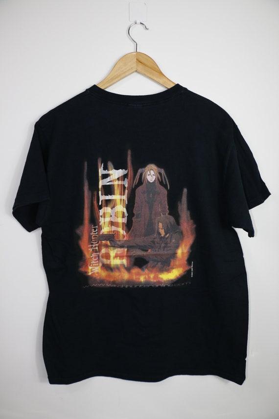 Witch hunter Robin anime t-shirt