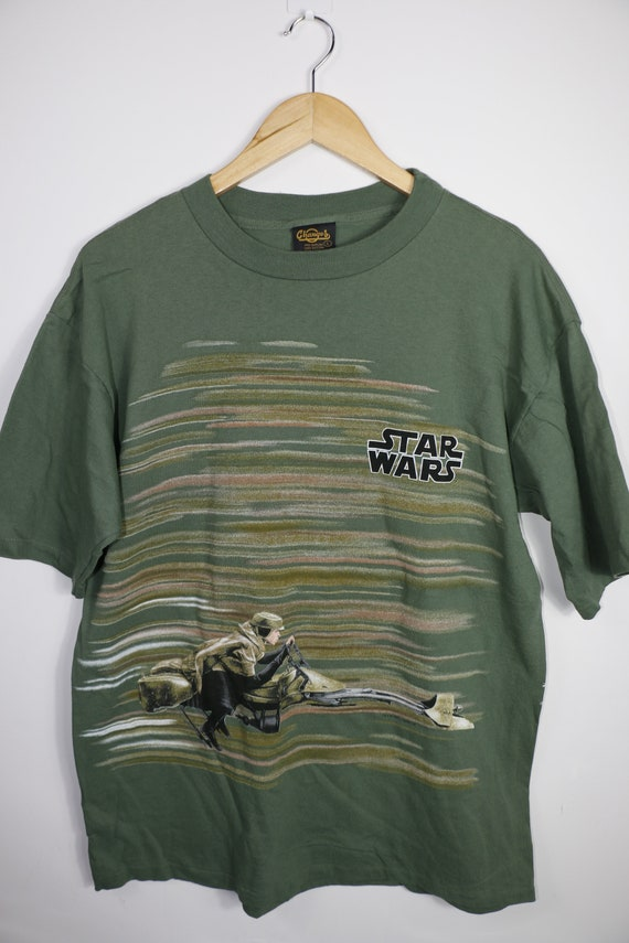 Vintage Star wars movie t-shirt